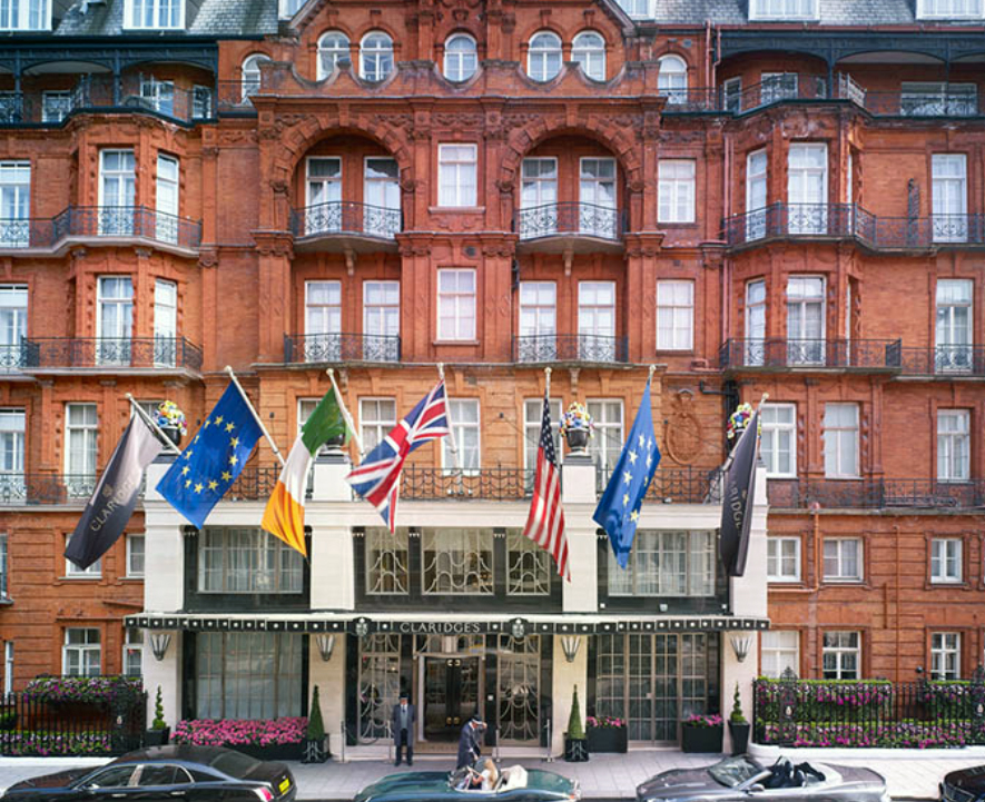 claridge's london picture lights hotel