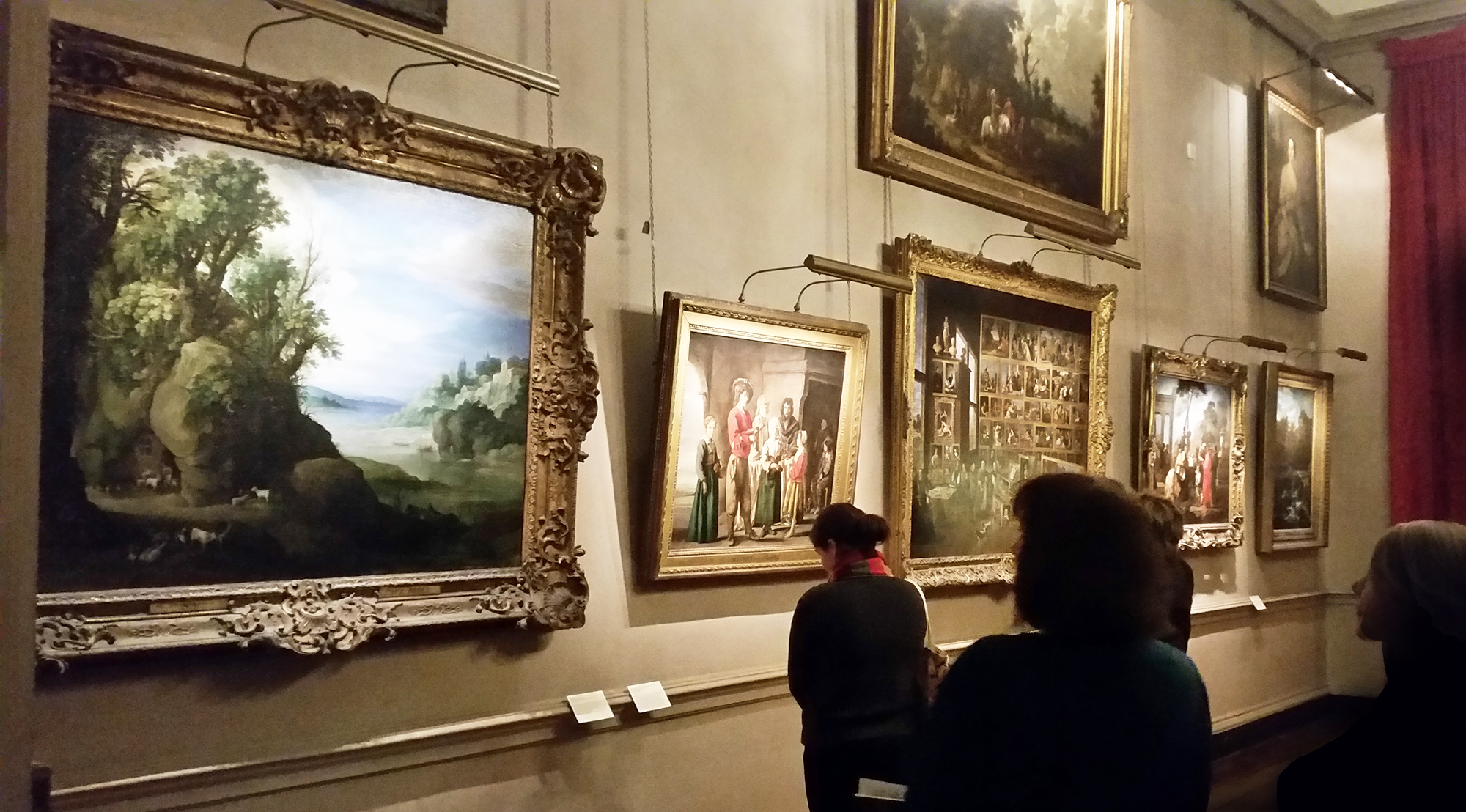 petworth house national trust bosch to bellotto exhibition