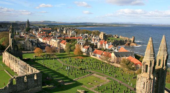 St.Andrews, Scotland
