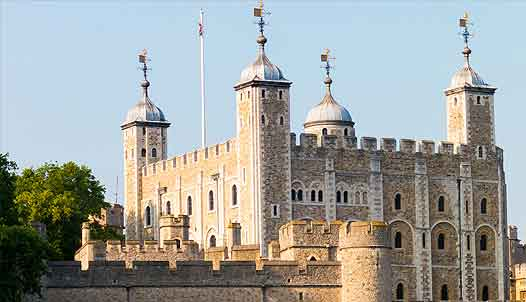 the tower of London, England install Hogarth picture lights